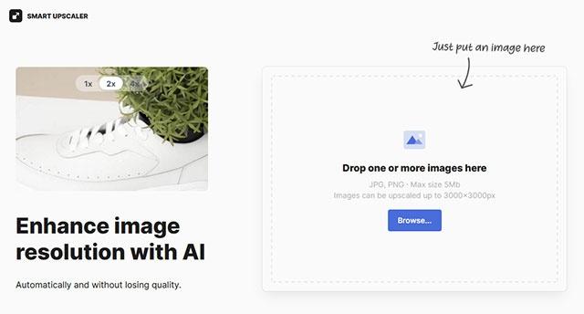 AI Image Upscaler